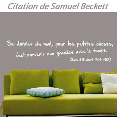 stickers samuel beckett