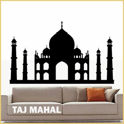 Stickers Taj-mahal