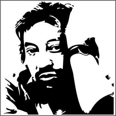 Stickers Serge GAINSBOURG