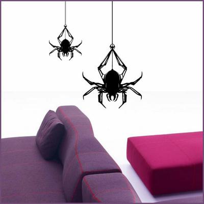 Stickers araignée