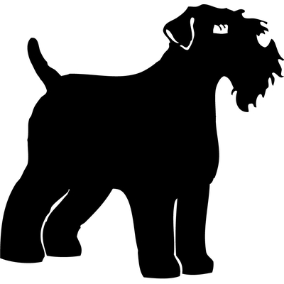 stickers autocollant Fox terrier