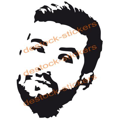 Stickers autocollant Kendji Girac