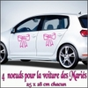 Stickers MARIAGE 4 NOEUDS