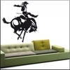 Sticker Cheval Rodeo