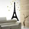 Stickers Tour Eiffel étoiles ou papillons