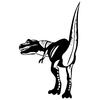 stickers dinosaure T REX 2