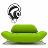 Stickers musique Casque Audio 01