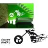 Stickers Moto Biker 2