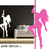 Stickers pole dance 03