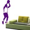 Sticker Basketteur 07