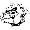 Stickers chien bulldog tuning 04