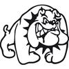 Stickers bulldog tuning 03