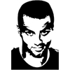 Sticker Basket Tony Parker