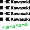 Stickers moto Kawasaki