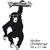 stickers Chimpanzé