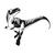 stickers dinosaure Acrocanthosaurus