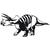stickers dinosaures Einiosaurus