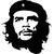 stickers CHE GUEVARA 24 x 25