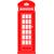 Stickers cabine téléphone