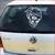 stickers tuning tete de mort skull 01