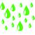 Stickers 15 gouttes d'eau