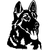 sticker MALINOIS 04