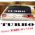 Stickers autocollant turbo tuning rallye