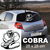 stickers autocollant tuning cobra