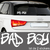 2 stickers voiture tuning BAD BOY 02