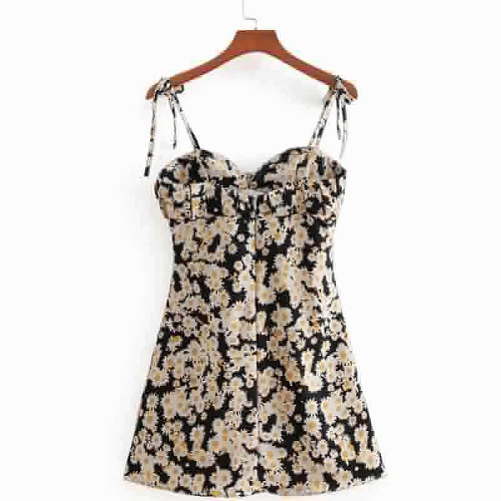 robe imprimée Marguerite