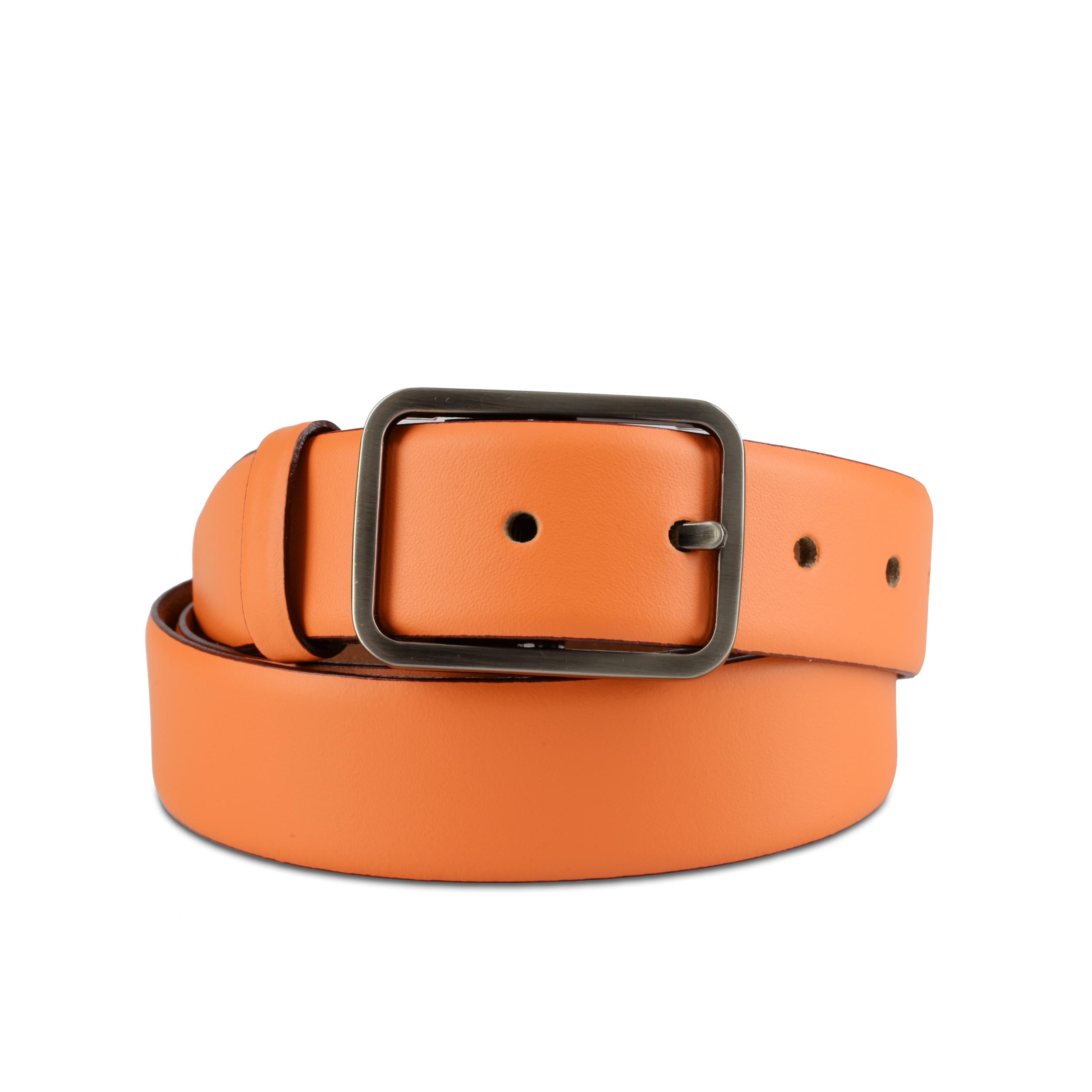 CT-00080-orange-F16-ceinture-femme-en-cuir-boucle-amovible