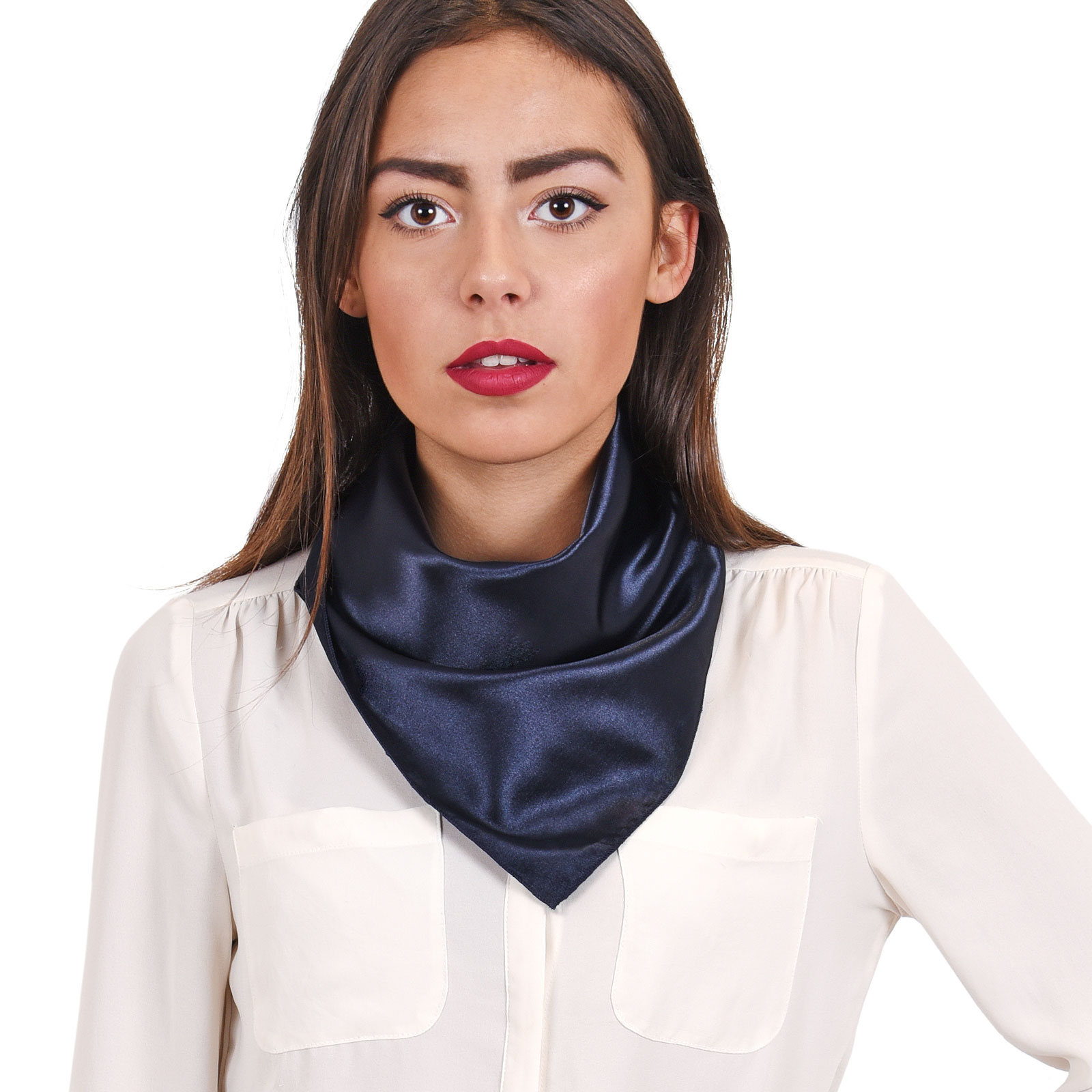 AT-04088-VF16-P-foulard-femme-hotesse-bleu-marine-uni