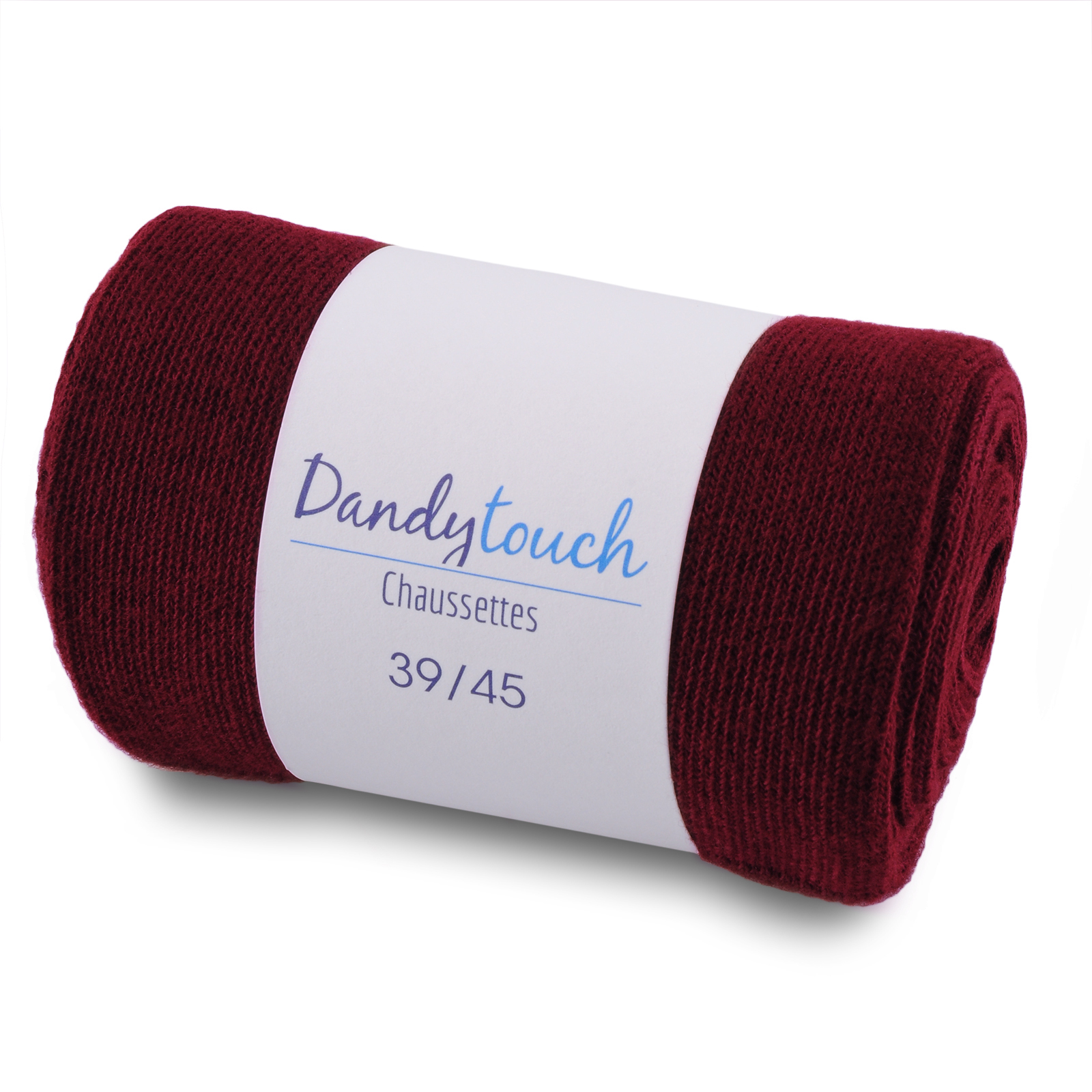 CH-00414-F16-chaussettes-homme-rouges-unies