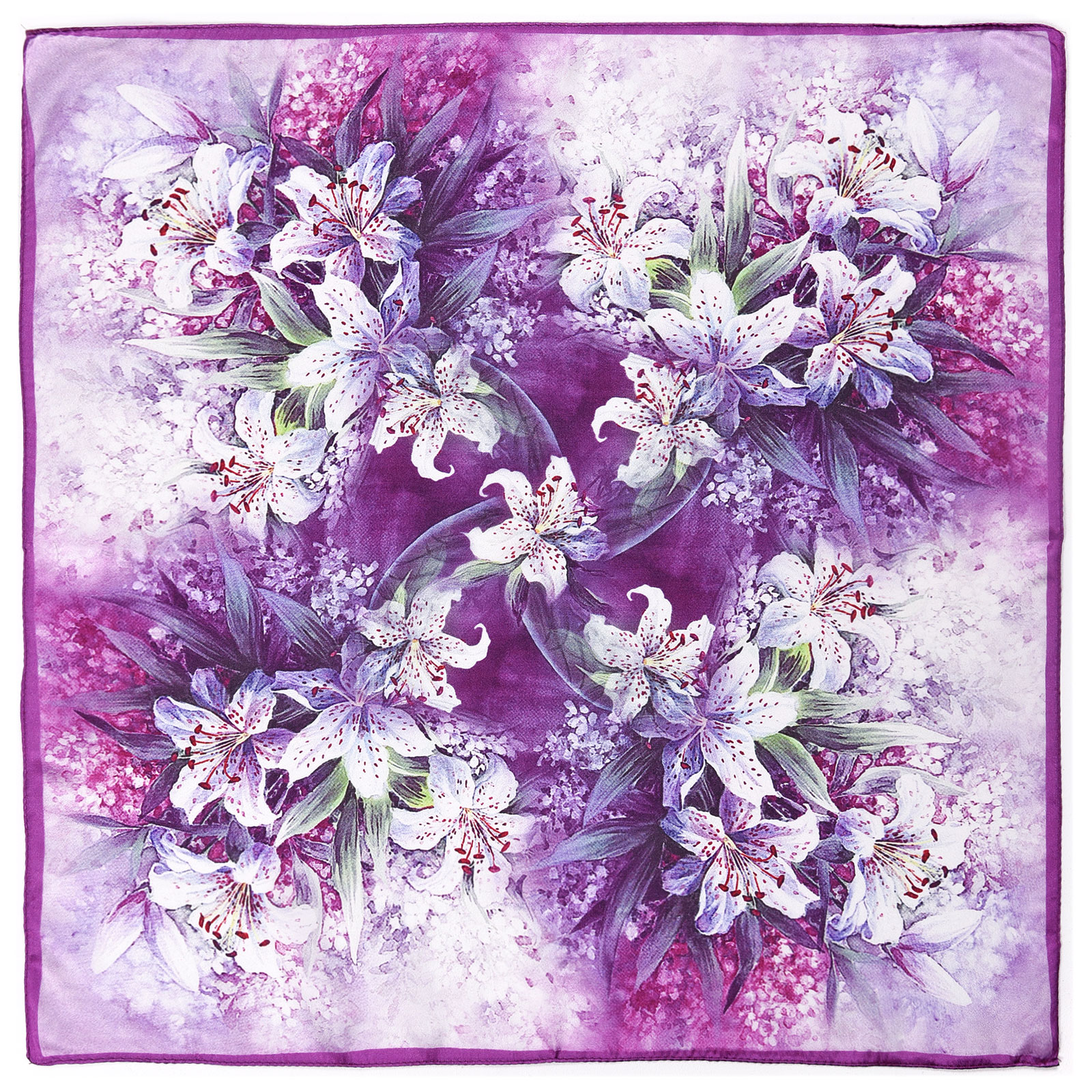 AT-04103-A16-foulard-carre-soie-lys-violet