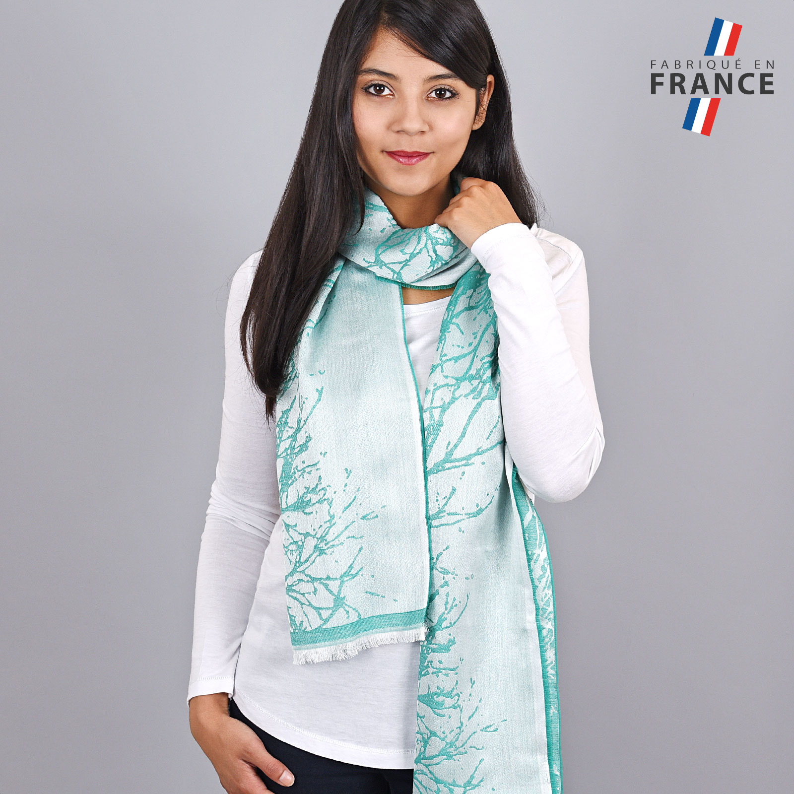 AT-04178-VF16-LB_FR-echarpe-femmes-vert-anis-qualicoq-fabrication-france