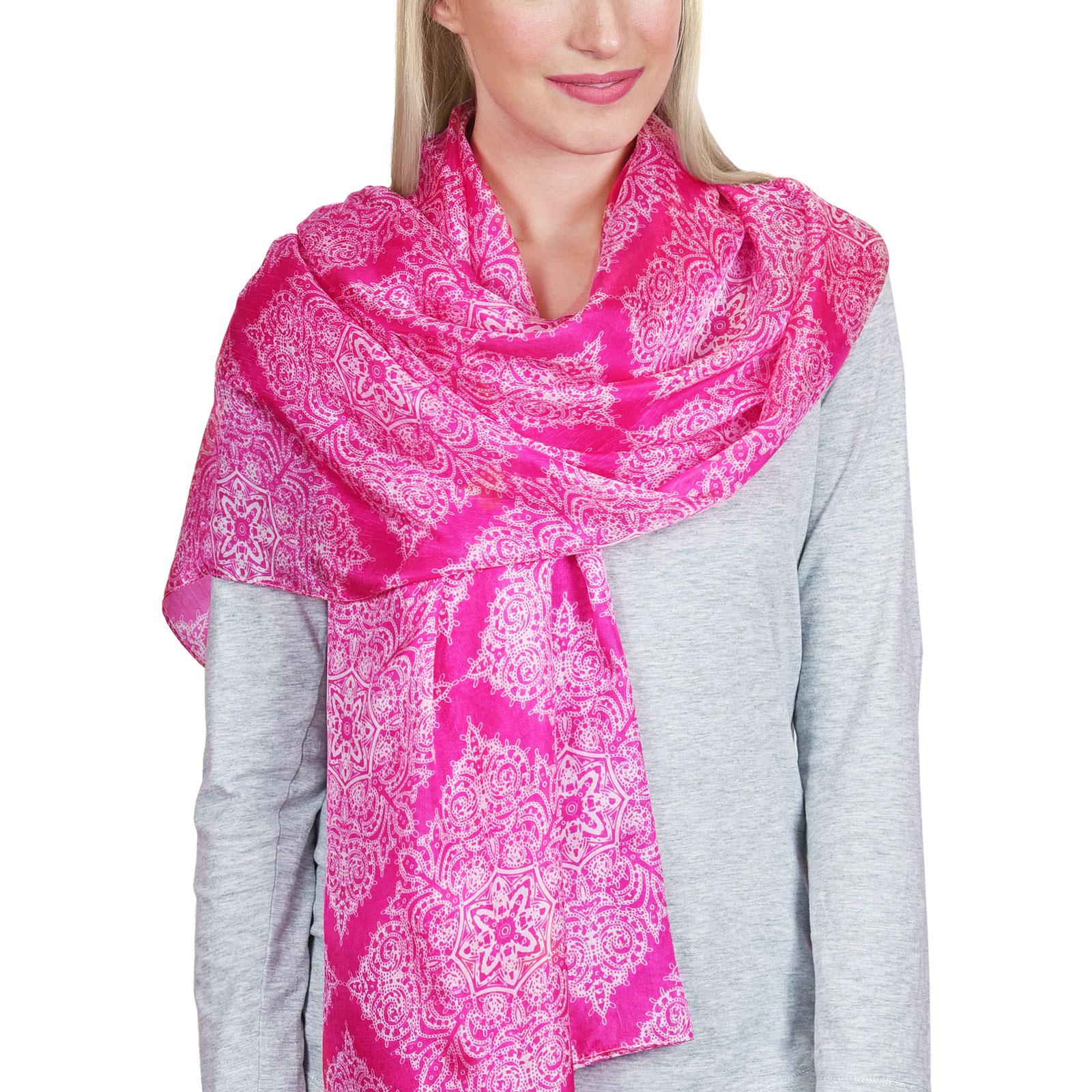 AT-04121-VF16-P-etole-soie-femme-rose-fins-motifs