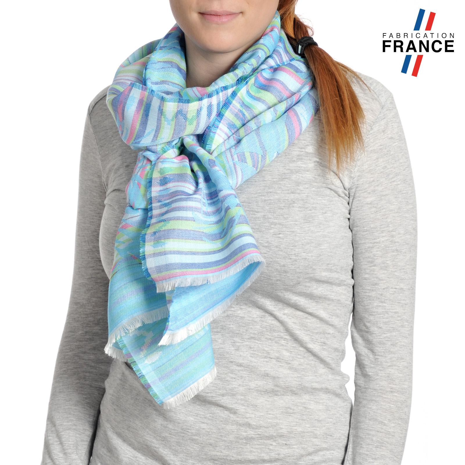 AT-04210-VF16-P-LB_FR-echarpe-legere-rayures-fougeres-bleue-qualicoq