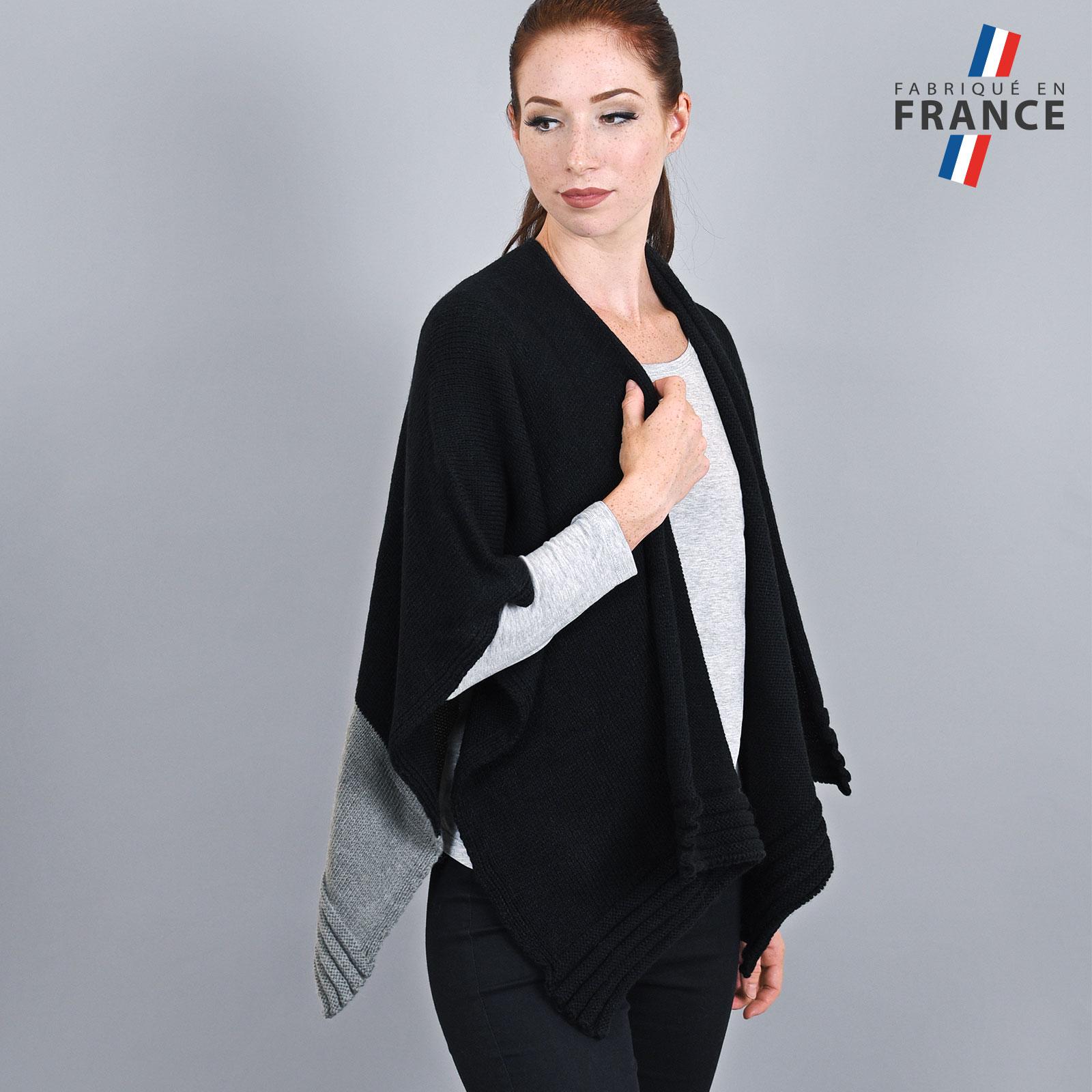 AT-03421-VF16-1-LB_FR-poncho-femme-bicolore-noir-gris