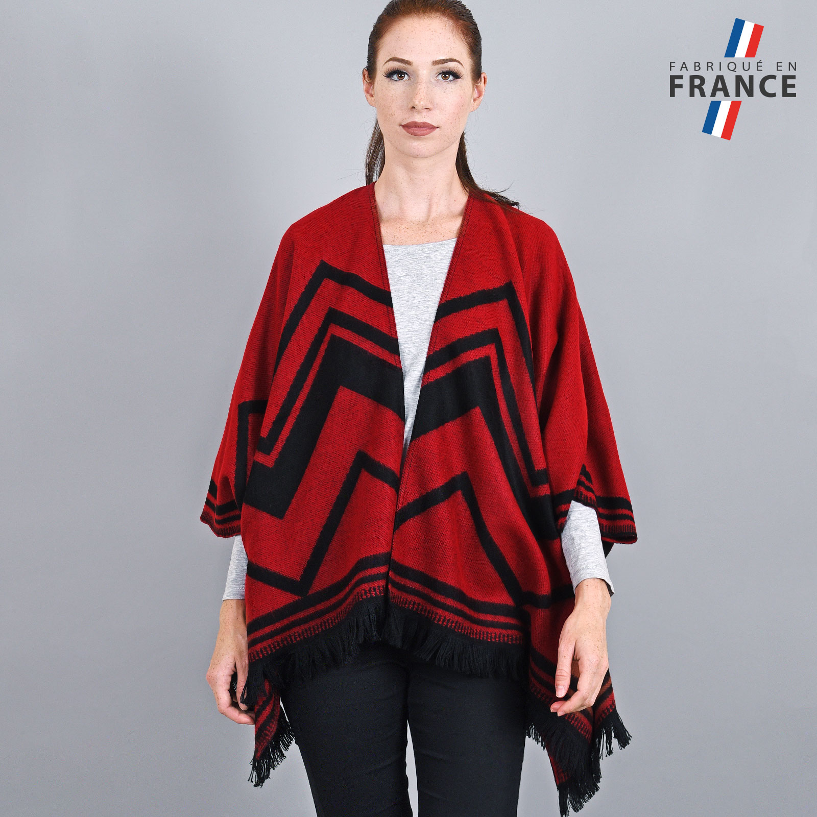 AT-04155-VF16-LB_FR-poncho-femme-azteque-rouge