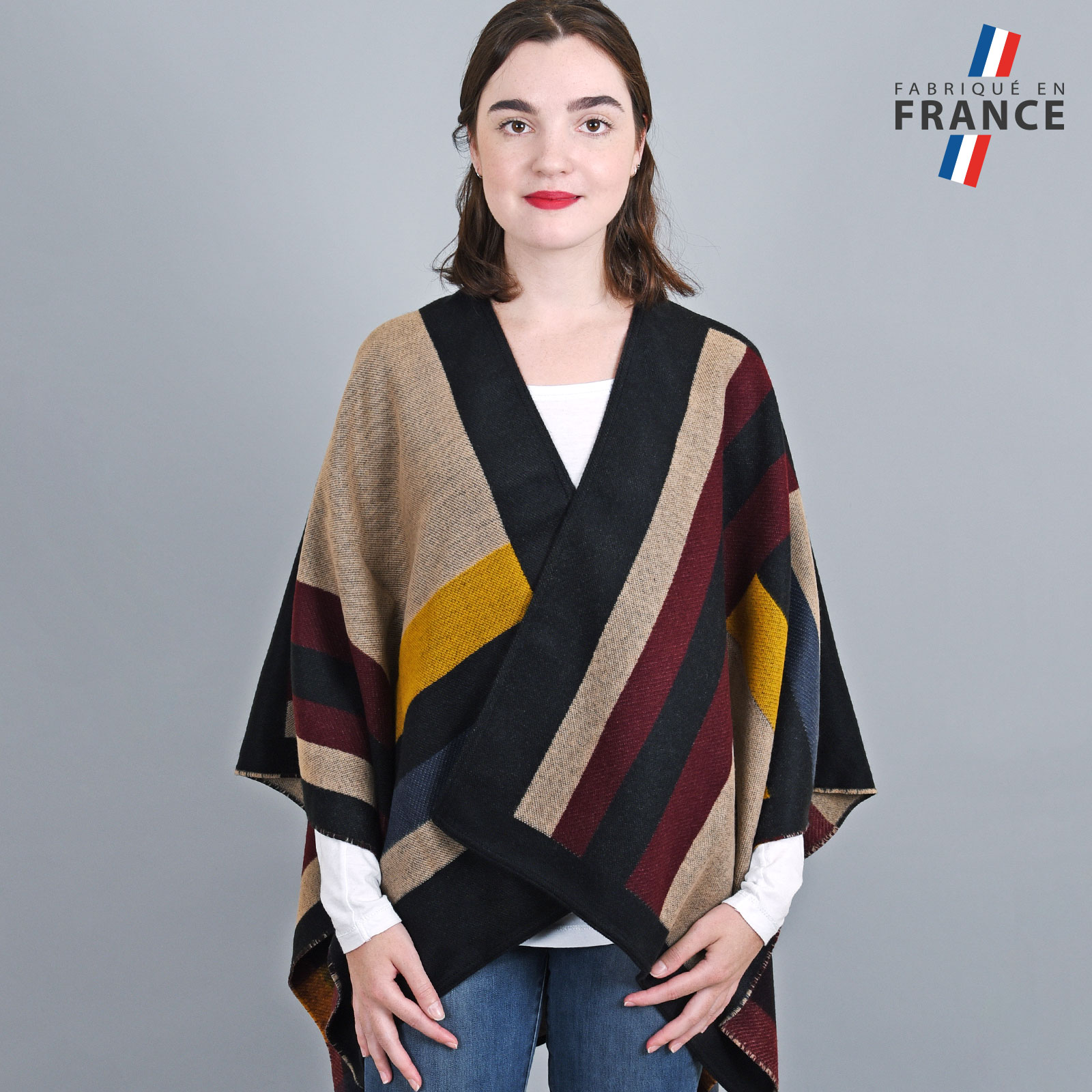 AT-03753-VF16-1-LB_FR-poncho-femme-hiver-bandes-multicolore