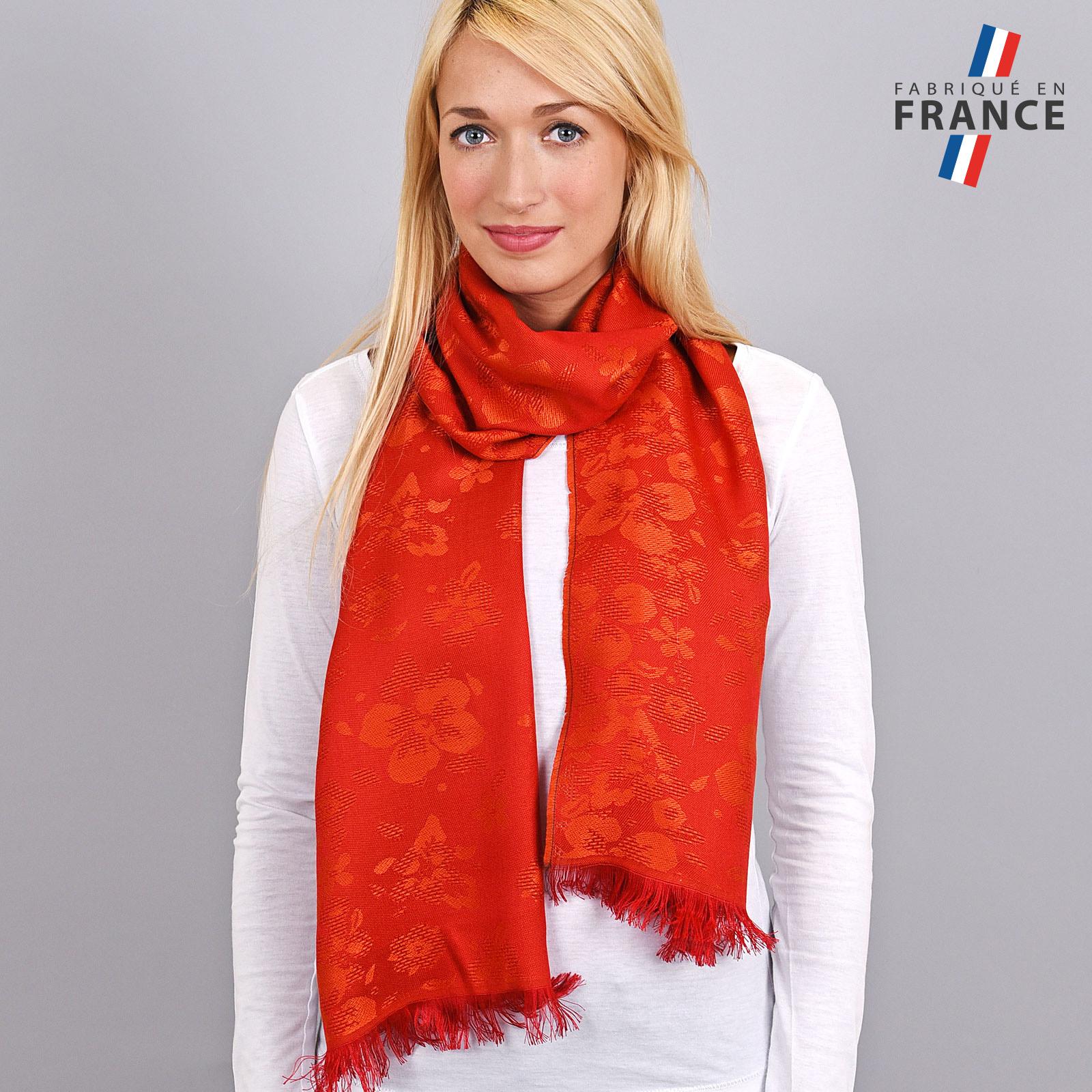 AT-04248-VF16-LB_FR-echarpe-femme-rouge-motifs-trefles