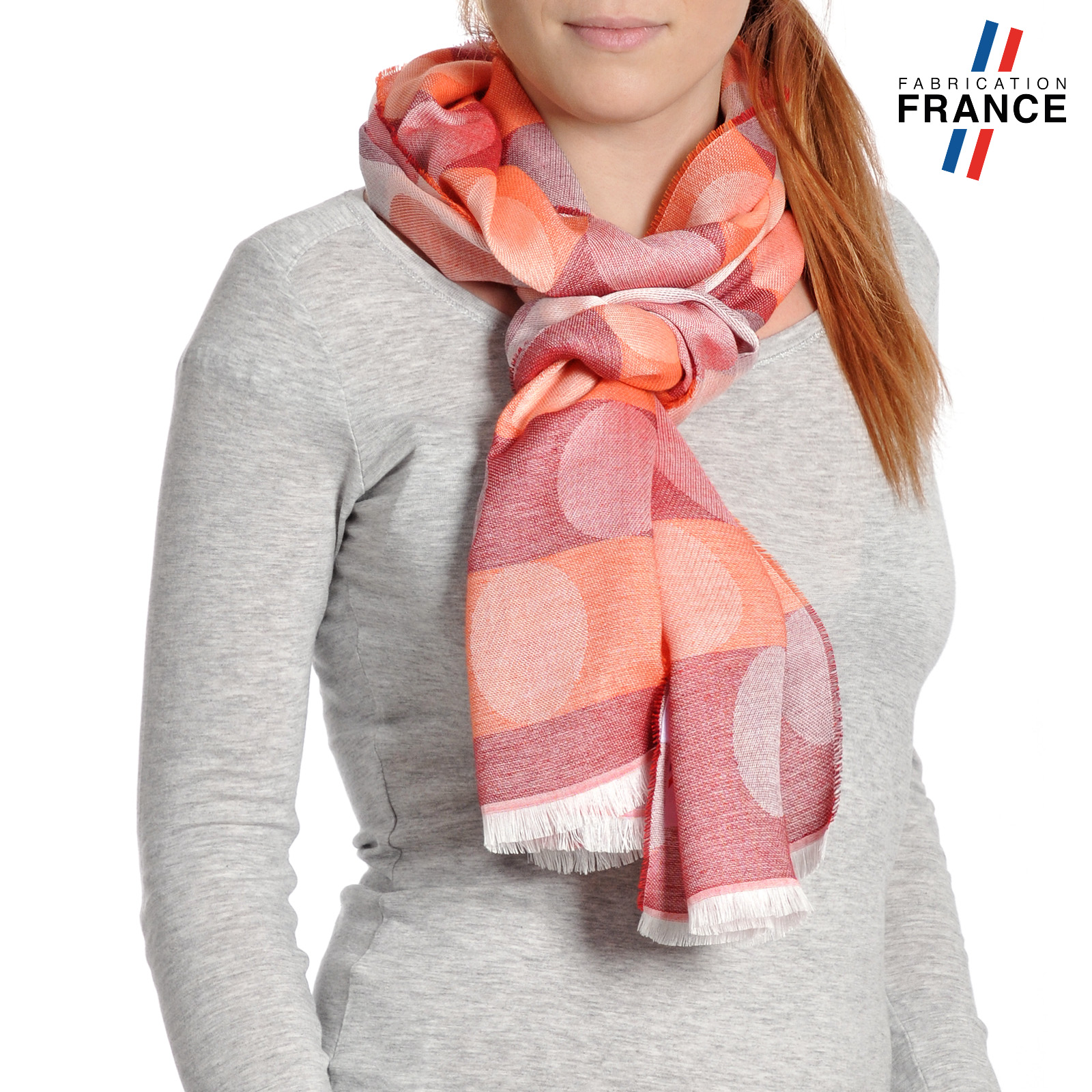 AT-04288-VF16-LB_FR-echarpe-legere-rouge-orange-gros-pois
