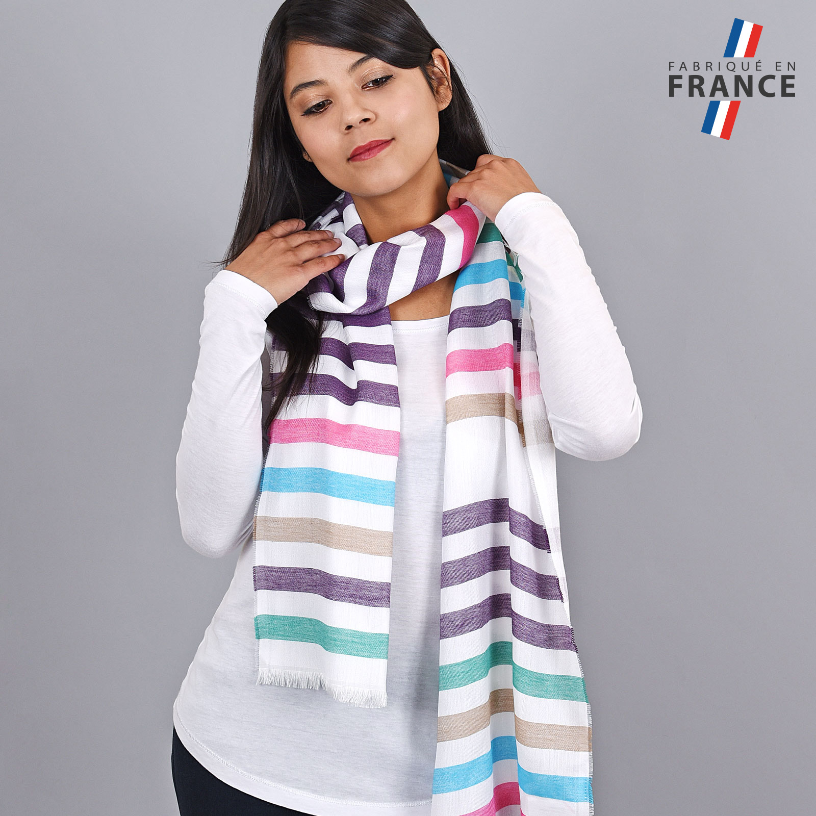 AT-04294-VF16-LB_FR-echarpe-legere-rayures-multicolores