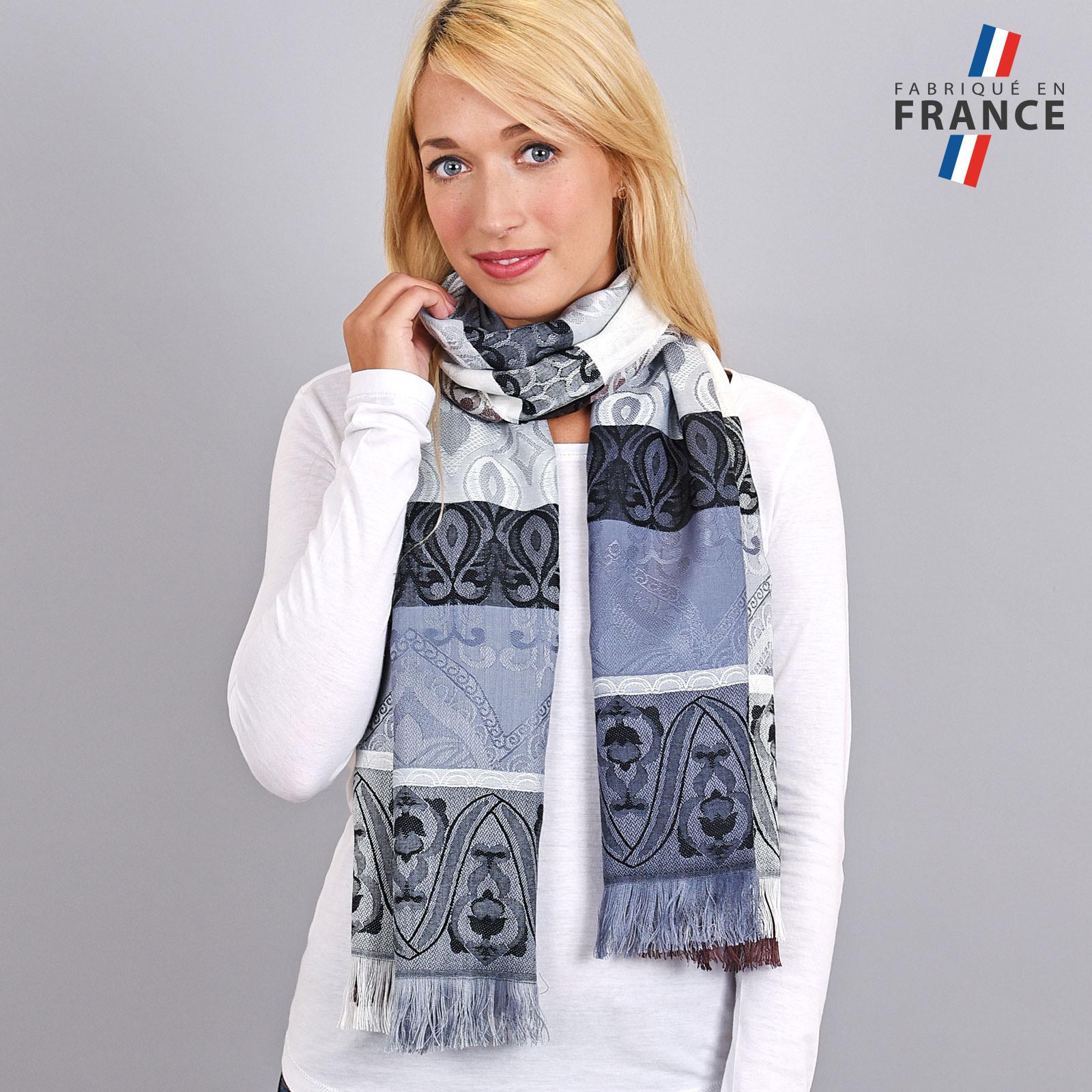 AT-04172-VF16-LB_FR-echarpe-femme-noire-et-blanche
