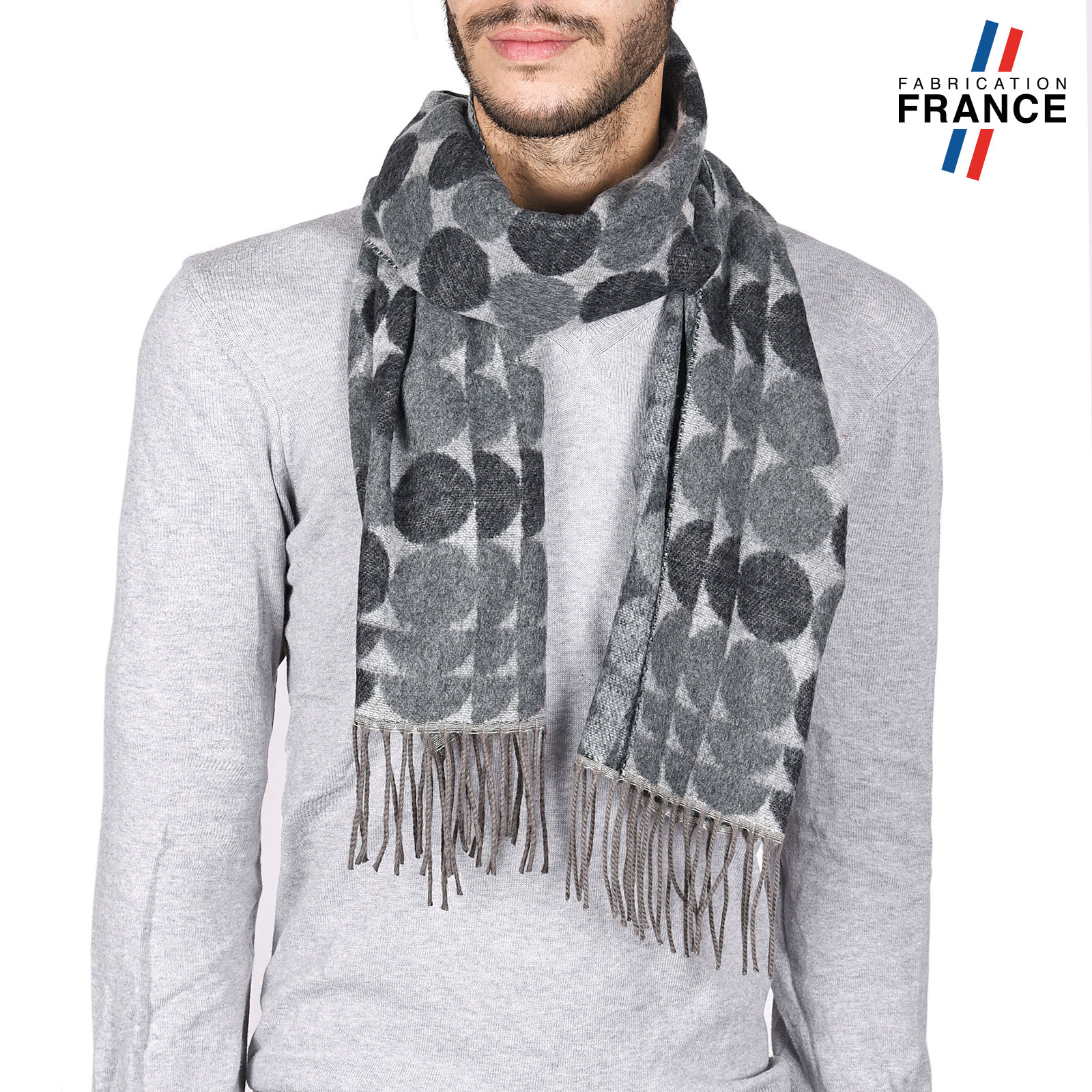 AT-04411-VH16-1-echarpe-homme-gros-pois-anthracite-grise