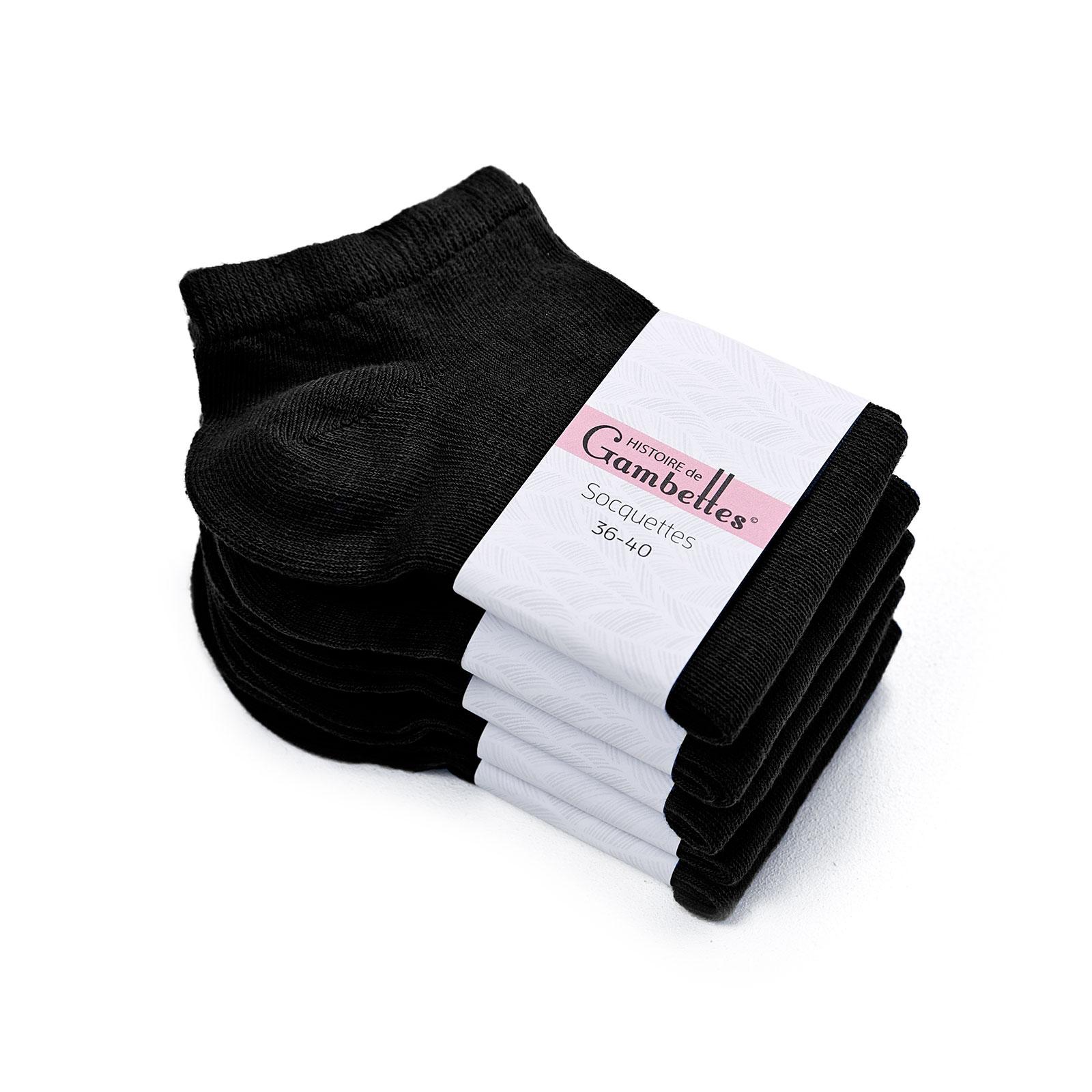 CH-00351-F16-soquettes-coton-femme-noir-5-paires