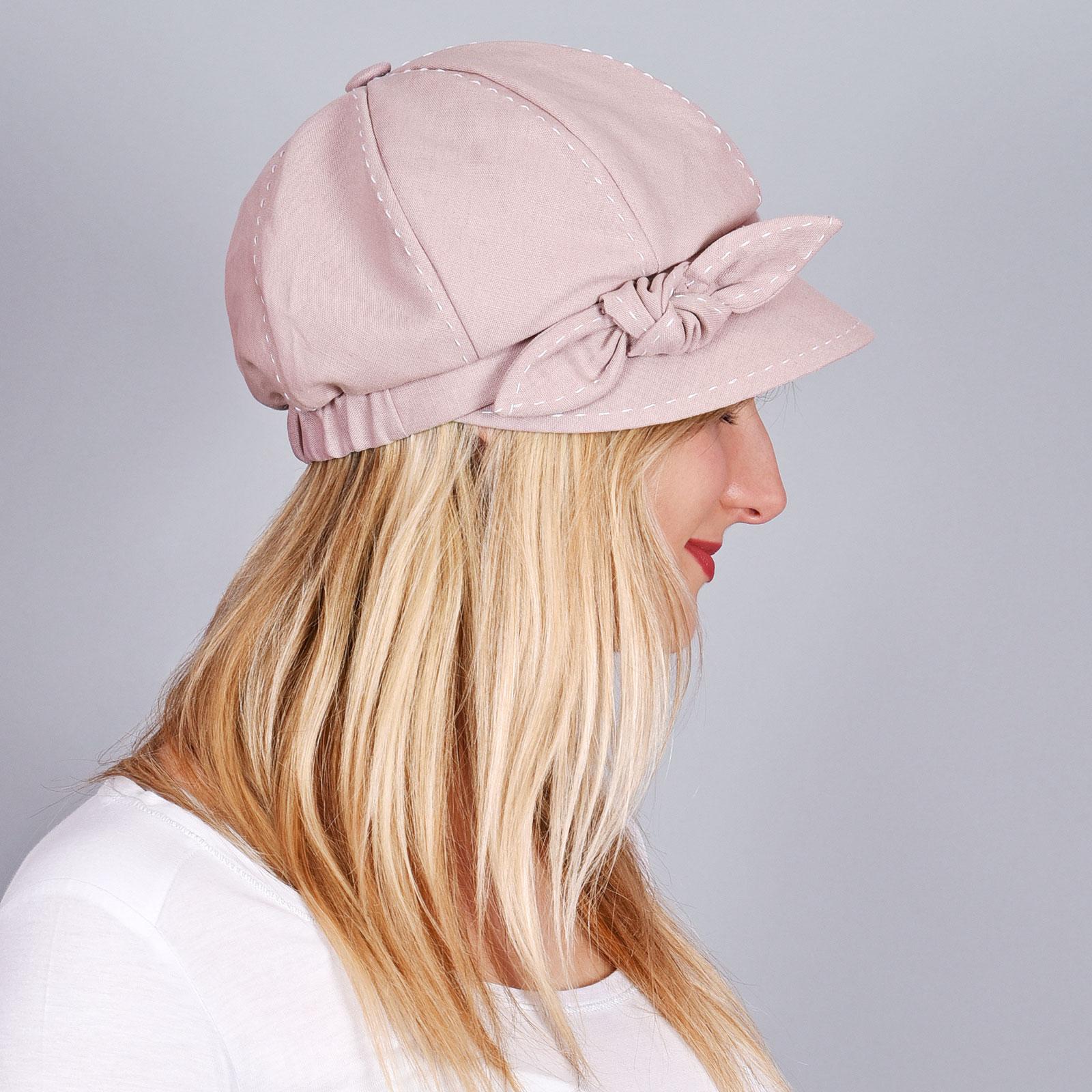 CP-00986-casquette-femme-lin-rose-VF16-1