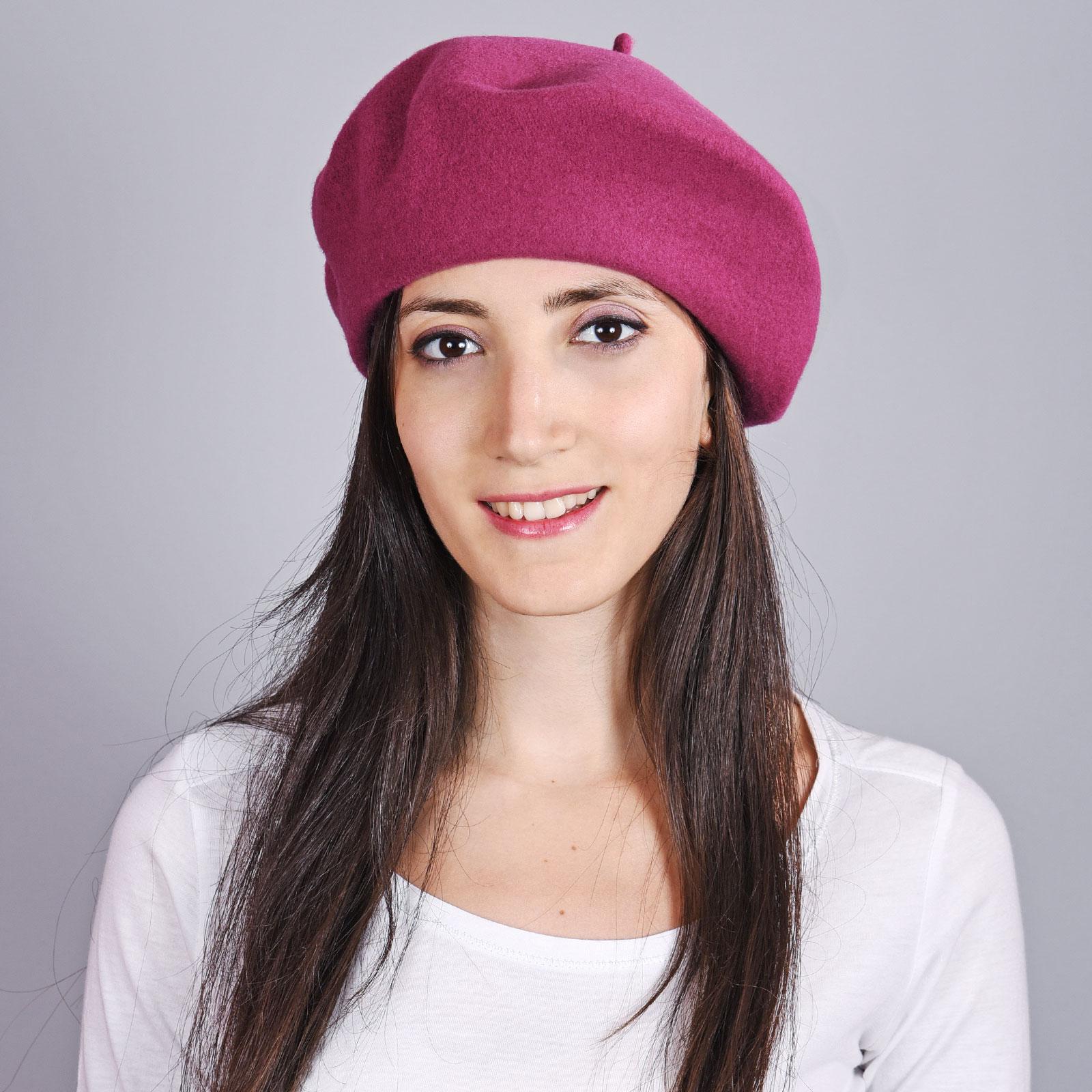 CP-00993-VF16-1-beret-femme-rose-framboise