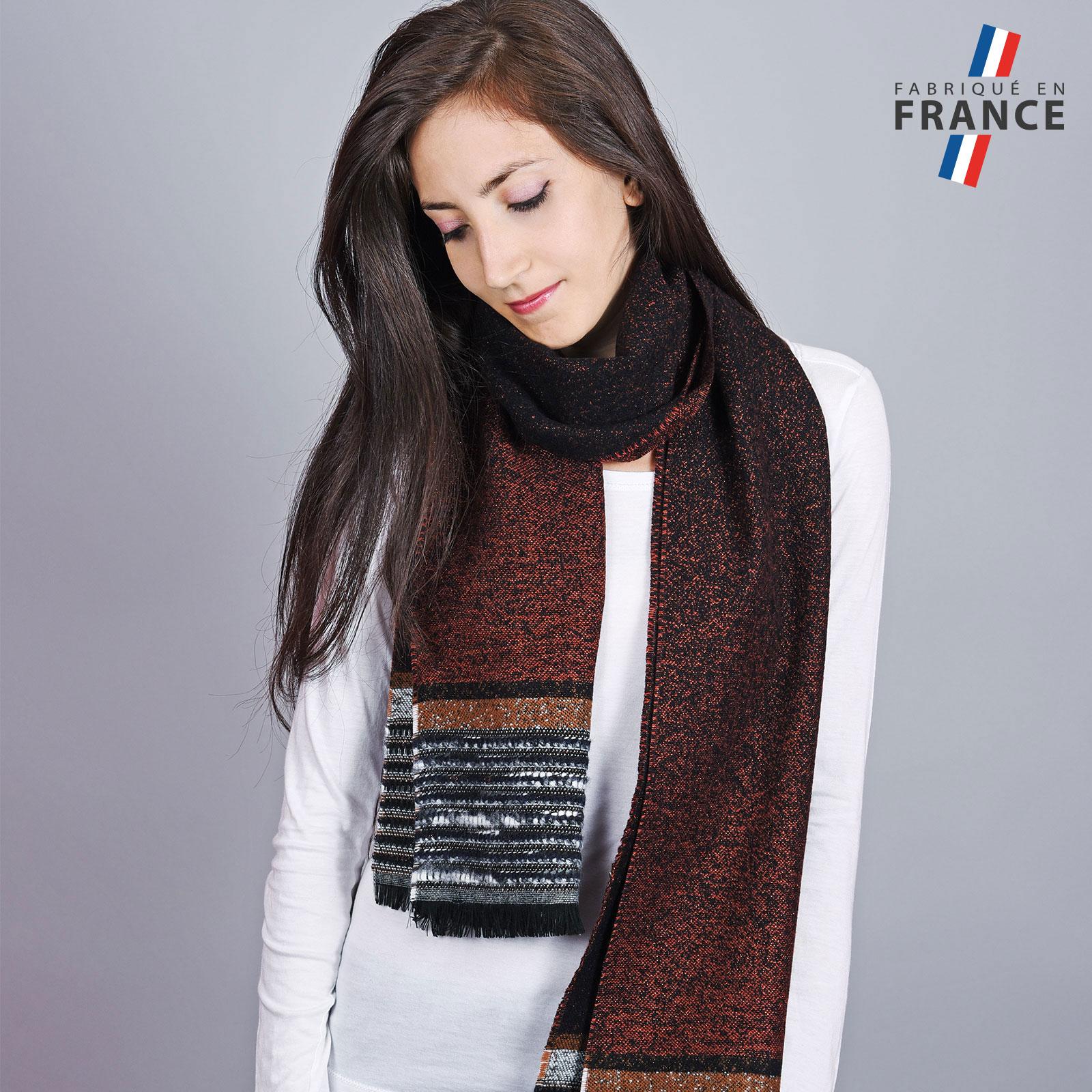 AT-04539-VF16-1-LB_FR-echarpe-femme-marron-noire