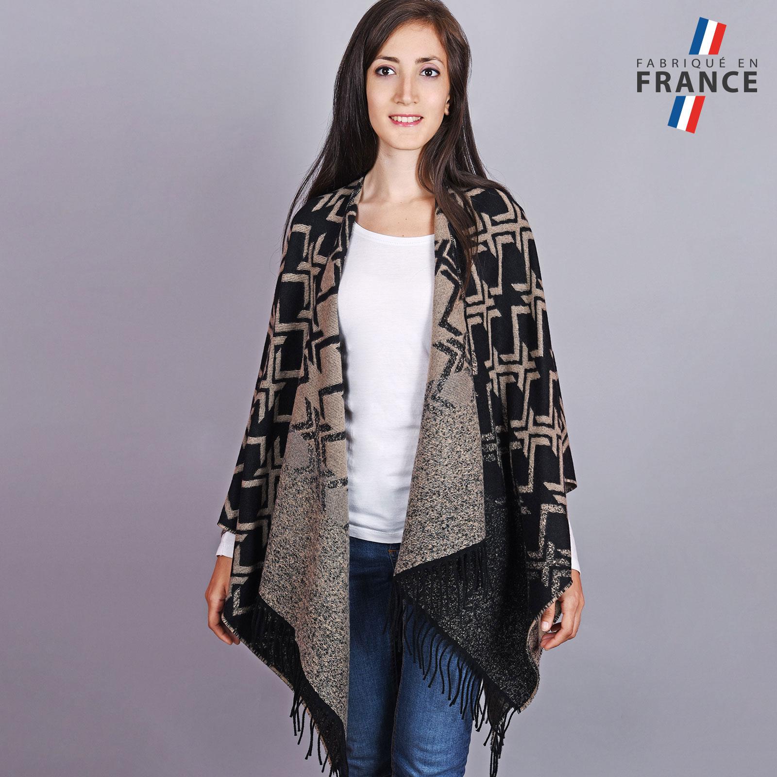 AT-04505-VF16-1-LB_FR-poncho-femme-noir-beige